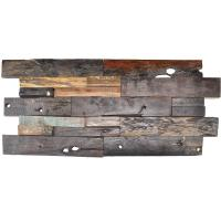 Buy cheap A15103 - Decorative Recycled Wood Panel 2m from wholesalers
