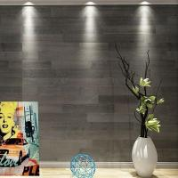 Buy cheap A15402 - Art3d Reclaimed Wood Wall Panels Easy Peel and Stick Wood Plank, Dark Grey (16 Sq Ft) from wholesalers
