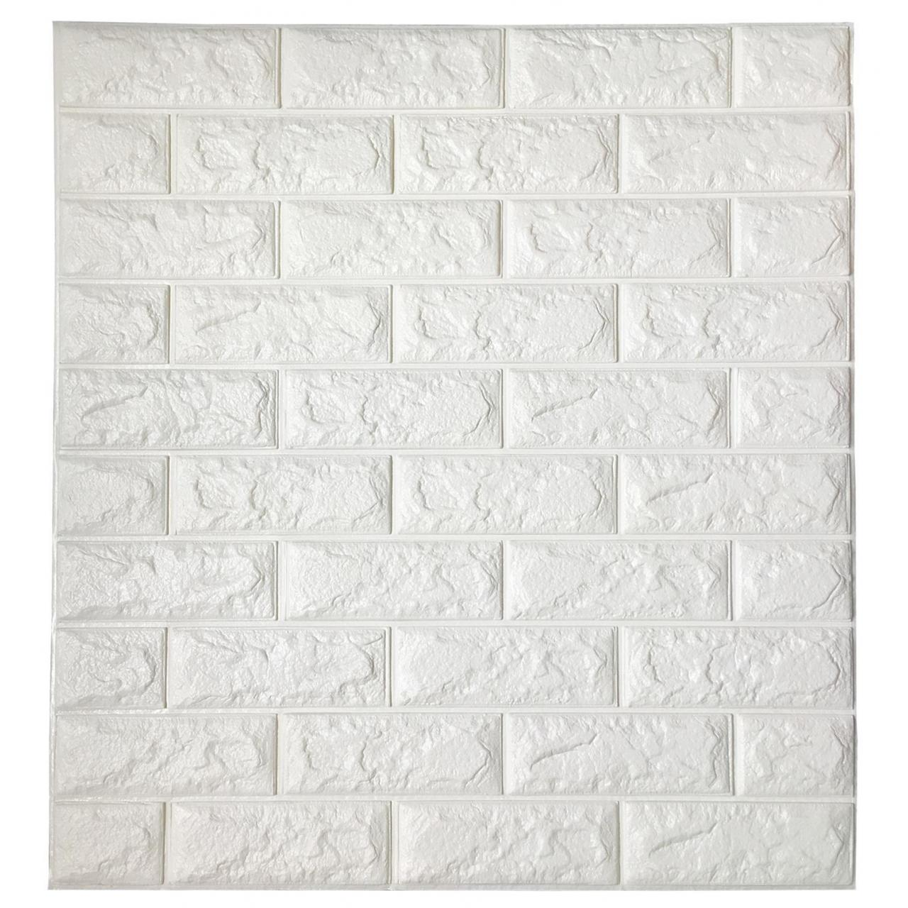 Buy cheap A06001 Peel & Stick Wallpaper Brick Design 10 Sheets 59 Sq.Ft from wholesalers