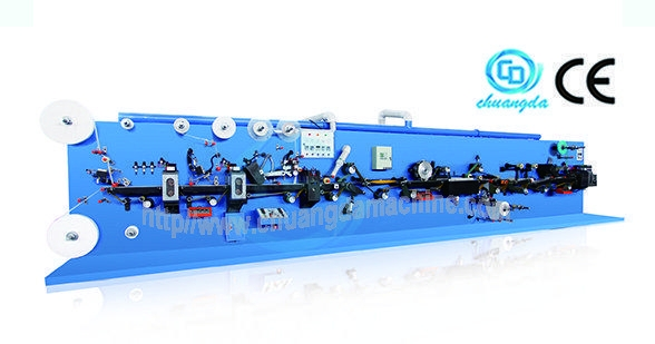 Quality CDH-500 Full-Automatic Fast&Easy Packing Women Sanitary Pad Machine for sale