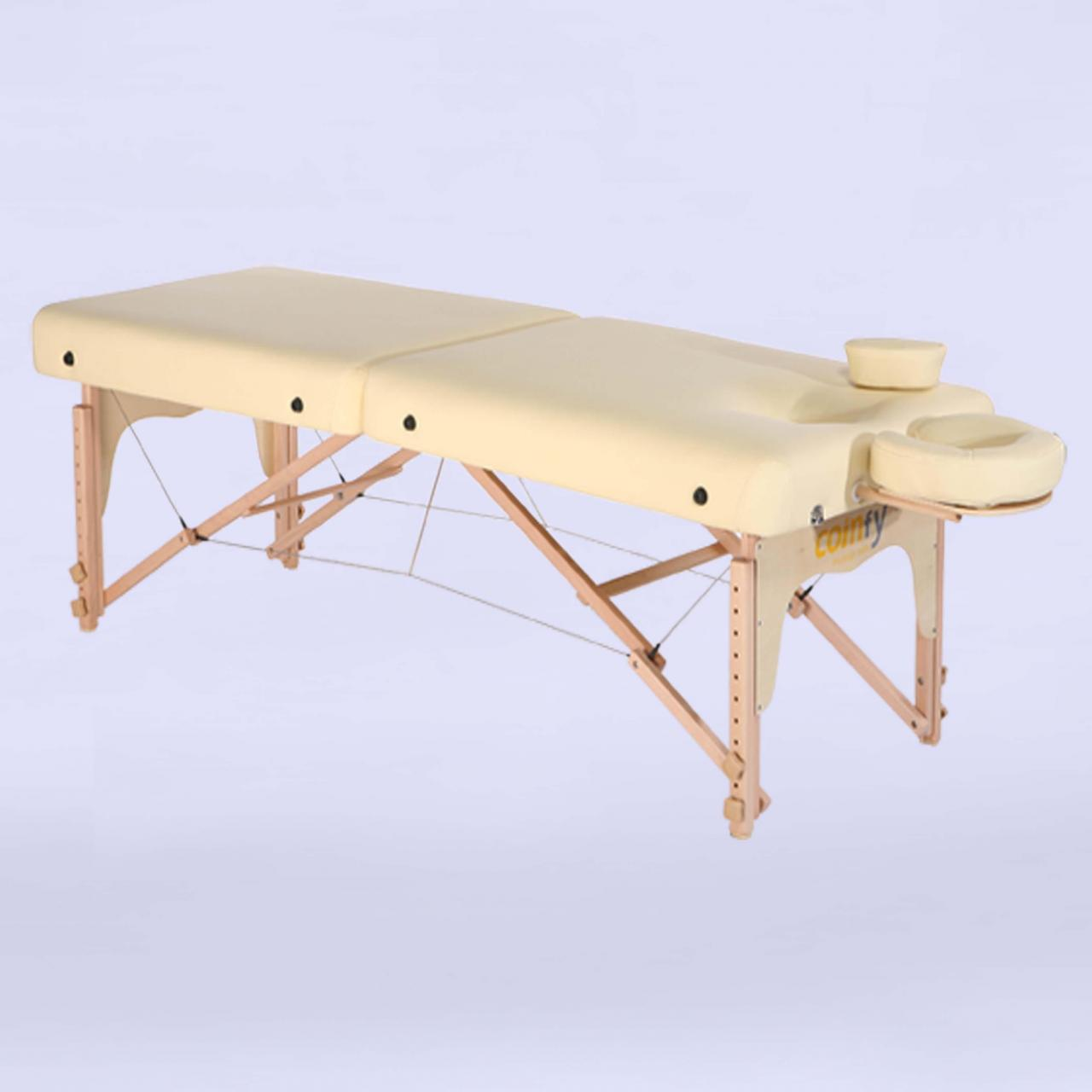 Buy cheap Wooden massage table from wholesalers
