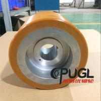 Buy cheap CPUGL automated storage retrieval system polyurethane drive wheel for AS/RS from wholesalers