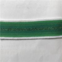 Buy cheap Woven Knit Striped Trim Tape from wholesalers