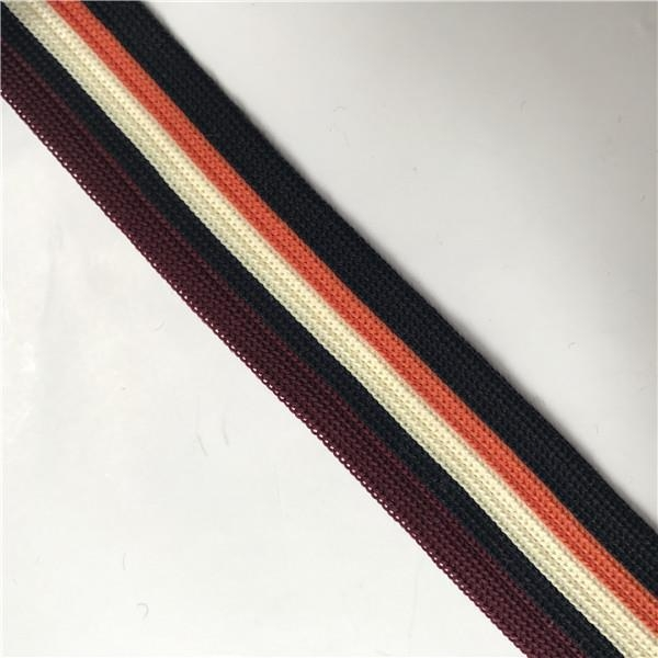 Buy cheap Fashion Trend Knitted Polyester Tapes from wholesalers