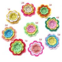 Buy cheap Crochet Appliques from wholesalers