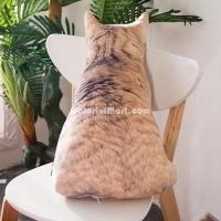 Buy cheap Cat Back Yellow Pillow Decorative Pillow Throw Pillow Couch Pillow Accent Pillow Best Pillow from wholesalers