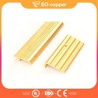 Buy cheap Copper Anti-slip Stair Nosing Profile from wholesalers
