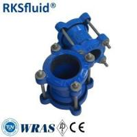 Buy cheap Casting ductile iron mechanical couplings S1200 from wholesalers