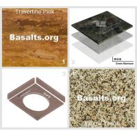 Buy cheap Pink Travertine Window Sills And China Tiles Granite Tiles Green Marinace Granite Tiles from wholesalers