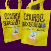 Buy cheap Promotional Laminating Shopping Bag with Beautiful Design Printing ( YT-195) from wholesalers