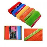 Buy cheap Sports Towel Set with Various Color Towels (YT-6655) from wholesalers