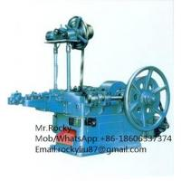 Buy cheap Roofing Nail Making Machine from wholesalers