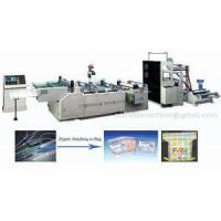 Buy cheap ZIP-TH Series Zipper Attaching To Bag Making Machine from wholesalers