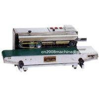 Buy cheap continuously film Bag sealing machine from wholesalers