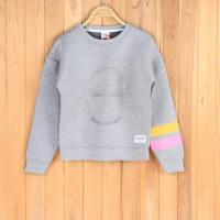 Buy cheap Womens Space Cotton Pullover Hoodies Stocklots from wholesalers
