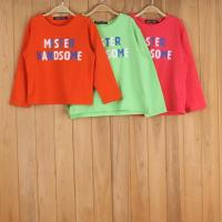 Buy cheap Kids' Printed Long-sleeved T-shirts Stock from wholesalers