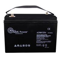 Buy cheap AGM 6V 225Ah Deep Cycle Battery Heavy Duty from wholesalers