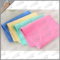 Buy cheap Chamois Leather Cloth from wholesalers