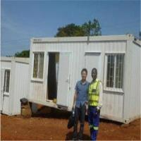 Buy cheap Prefabricated House/Prefab House/Mobile Container House for Labor Camp prefabricated house from wholesalers