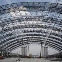 Buy cheap Steel Pipe Truss Structure/Steel Fabrication Building (SS-73) Commercial Steel Buildings from wholesalers