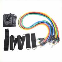 Buy cheap Resistance Band Set 11 Pieces from wholesalers