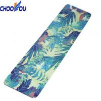 Buy cheap Suede Natural Rubber Eco Friendly Yoga Mat from wholesalers