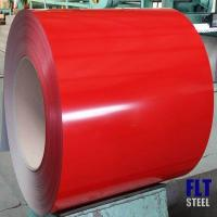 Buy cheap PPGI/PPGL Color Coated Galvanized Steel Coils/Sheets In Coil from wholesalers