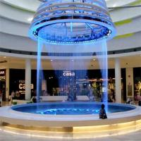 Buy cheap Programmable Musical Digital Waterfall Water Fountain for Sale from wholesalers
