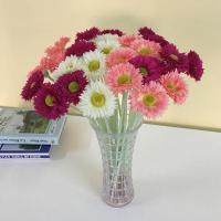Buy cheap Silk flower Artificial chrysanthemum for home decoration from wholesalers
