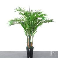 Buy cheap Height 1.1 m to 1.8 m artificial green plant bonsai trees from wholesalers