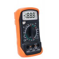 Buy cheap High Safety Digital Multimeter Manual , True Rms Multimeter Stable Performance from wholesalers