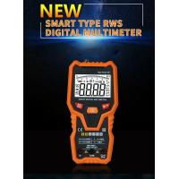 Buy cheap Professional Commercial Electric Tester , High Precision Amp Reading Multimeter from wholesalers