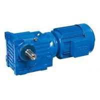 Buy cheap BK Helical-Bevel Geared Motor from wholesalers