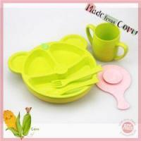 Buy cheap BPA Free Baby Meal Set Made from Corn from wholesalers