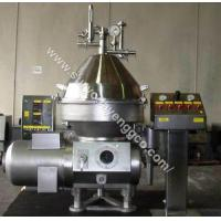 Buy cheap 5000 Lph Self Cleaning Cream Separator from wholesalers