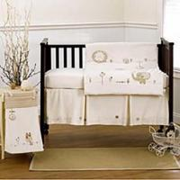 Buy cheap Baby Cribs/ Bedding Sets/ Baby Swing Cocalo Nature's PurestTM Sleepy Safari 4-Piece Crib Bedding Set from wholesalers