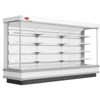 Buy cheap Sliding curved glass-door freezer from wholesalers