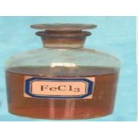 Buy cheap Ferric chloride liquid from wholesalers