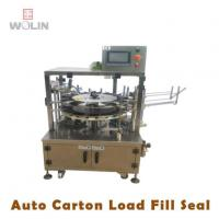 Buy cheap 10 Lane Stick Box Loading Seal Packing Machine from wholesalers