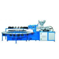 Buy cheap PVC Air blowing injection molding machine from wholesalers