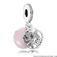 Buy cheap Sterling Silver Pandora Sterling Silver Pendant Springtime from wholesalers