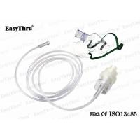 Buy cheap Medical Nebulizer Oxygen Mask Aerosol Breathing Mask from wholesalers