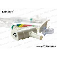 Buy cheap EasyThru Closed Suction Catheter System 24 hours / 72 hours Anaesthesia Product from wholesalers