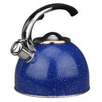 Buy cheap Stainless Steel Whistling Tea Kettle Rust-Resistant Stovetop from wholesalers