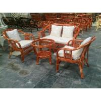 Buy cheap living set in apricot color from wholesalers