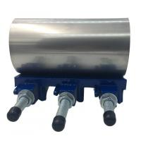 Buy cheap Ductile Iron Locking Section Pipe Repair Clamp For Africa Market from wholesalers