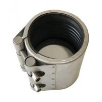 Buy cheap Stainless Steel Pipe Support Clamp from wholesalers