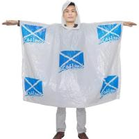 Buy cheap Disposable Rain Poncho With Hood from wholesalers