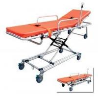 Buy cheap Ambulance stretcher with wheels from wholesalers