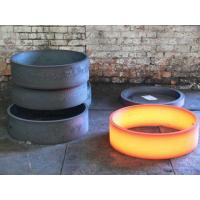 Buy cheap Best customized big forged ring parts from wholesalers